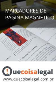 Marcadores de Página Magnético